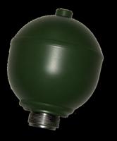 Citroën Hydraulic Suspension Sphere